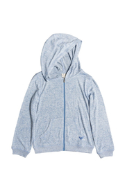 Roxy Natural Nature Zip Up Hoodie - Front cropped