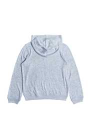 Roxy Natural Nature Zip Up Hoodie - Front full body