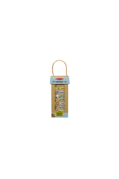 Melissa and Doug Natural Play Book Tower: Little Animal Books - Alternate List Image