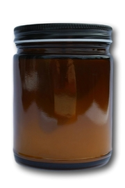 Malicious Women Candle Co. Natural Soy Candle - Front full body