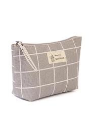 Riah Fashion Natural Style Cosmetic-Pouch - Front full body