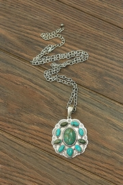 JChronicles Natural Turquoise Necklace - Product Mini Image