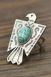 JChronicles Natural Turquoise Ring - Product Mini Image