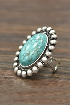JChronicles Natural Turquoise Ring - Product List Image