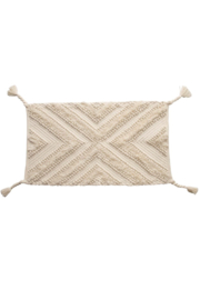 Creative Co-Op Natural Woven Bath Mat - Product Mini Image