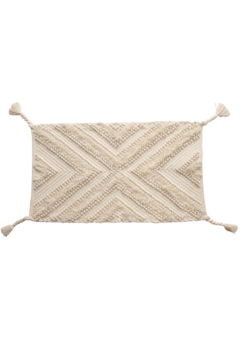 Creative Co-Op Natural Woven Bath Mat - Alternate List Image