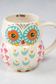 Natural Life Adorable Owl Mug - Product Mini Image