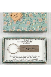 Natural Life Boxed-Mom Key Chain - Product Mini Image