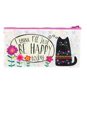 Natural Life Cat Pencil Bag - Product Mini Image
