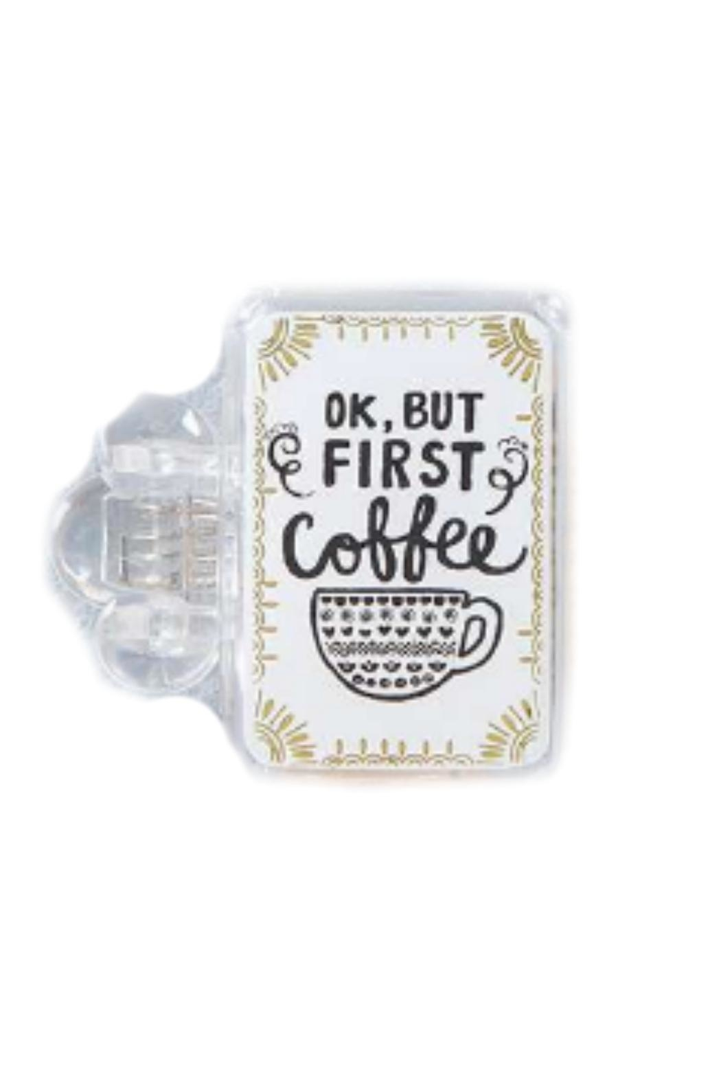 Natural Life Coffee Toothbrush Cover - Main Image