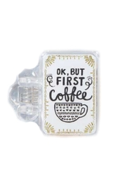 Natural Life Coffee Toothbrush Cover - Front cropped