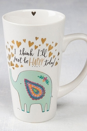 Natural Life Cute Elepant Mug - Product Mini Image