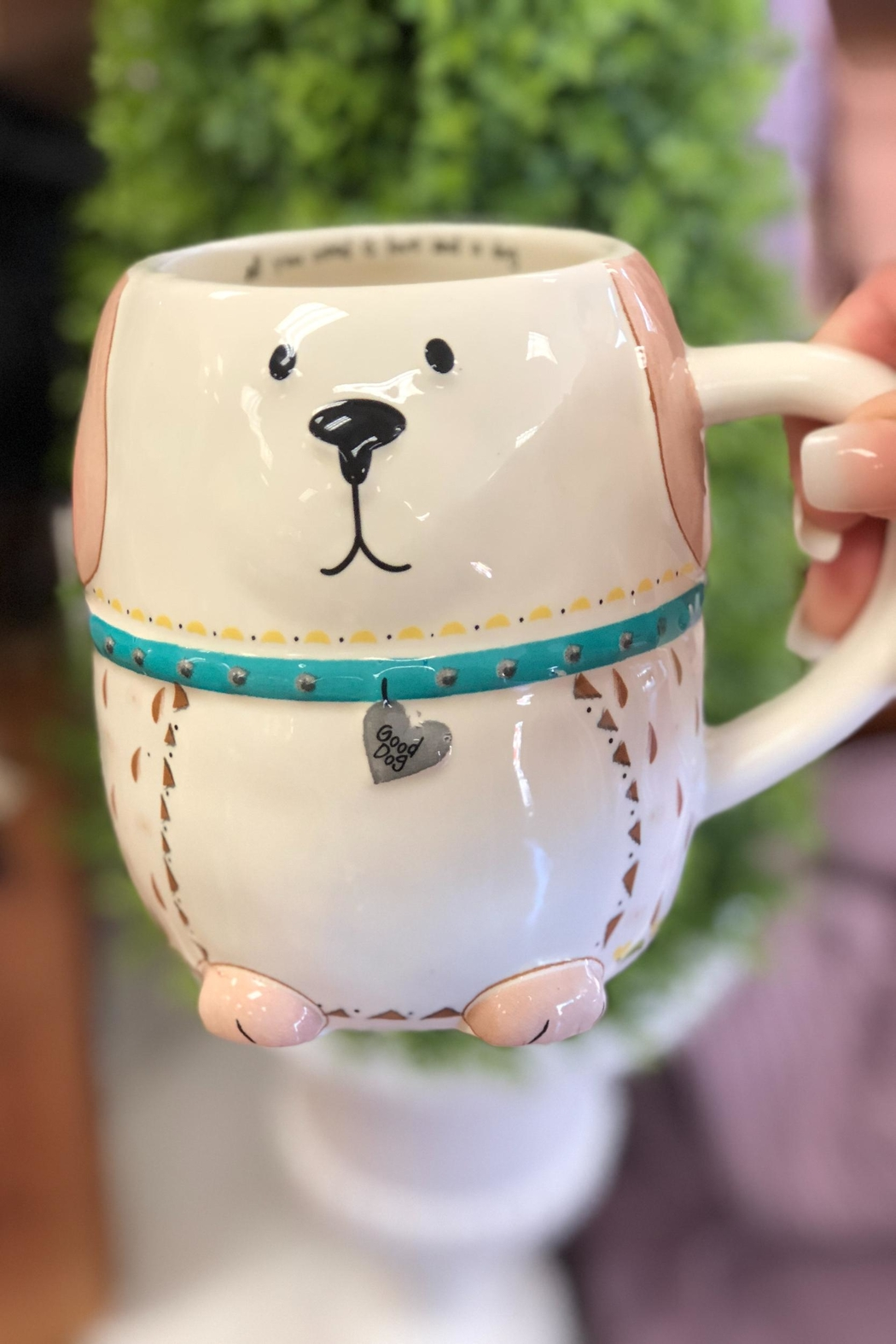 Natural Life Doggy Mug - Main Image