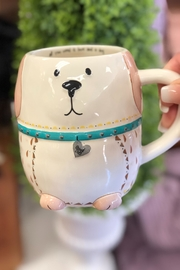 Natural Life Doggy Mug - Front cropped