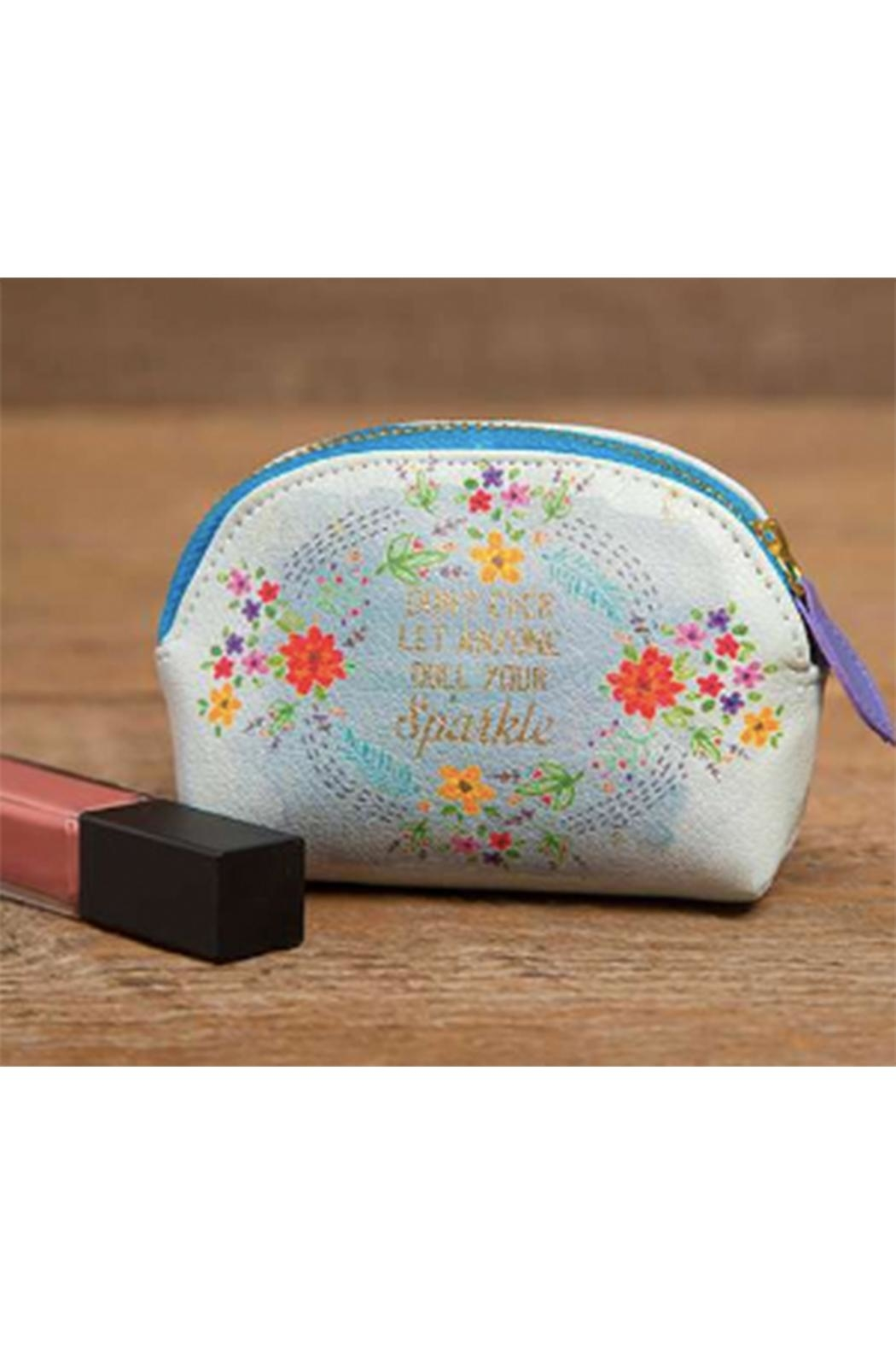 Natural Life Dull-Your-Sparkle Mini Pouch - Main Image