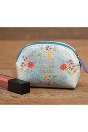 Natural Life Dull-Your-Sparkle Mini Pouch - Product Mini Image