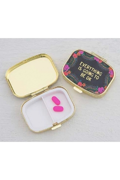 Shoptiques Product: Everything-Okay Pill Box