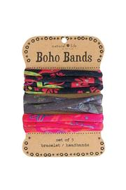 Natural Life Floral Boho Bands - Product Mini Image