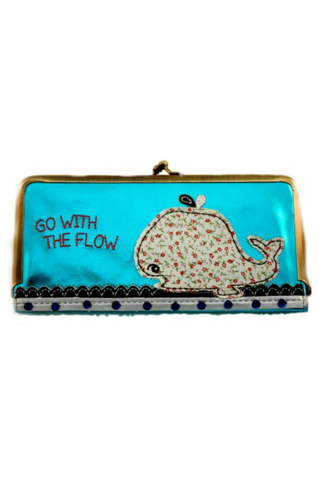 Natural Life Flow Wallet - Main Image