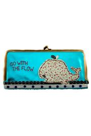 Natural Life Flow Wallet - Front cropped