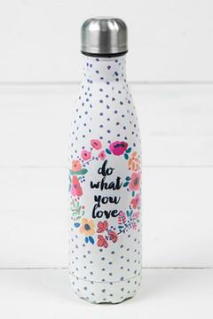 Shoptiques Product: White Water Bottle