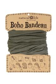 Natural Life Olive Boho Bandeau - Product Mini Image