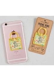 Natural Life Phone Ring Go-Feel-Alive - Product Mini Image