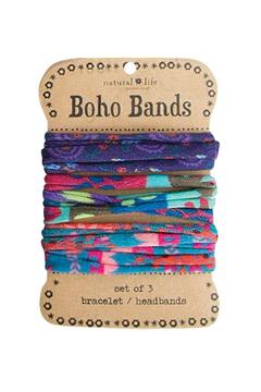 Shoptiques Product: Purple Boho Bands