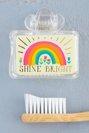 Natural Life Rainbow Toothbrush Cover - Product Mini Image