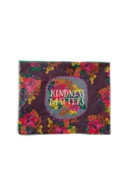 Natural Life Recycled Kindness Pouch - Product Mini Image