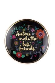 Natural Life Sisters Trinket Dish - Front cropped