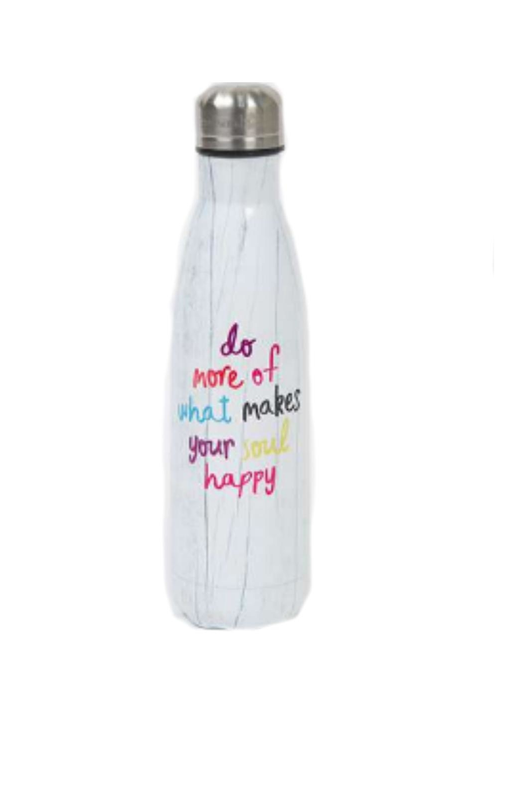 Natural Life Soul Happy Bottle - Front Cropped Image