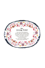 Natural Life The Giving Plate - Product Mini Image