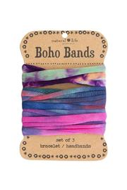 Natural Life Tie-Dye Boho Bands - Product Mini Image