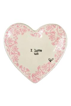 Natural Life Vintage Heart Dish - Product List Image