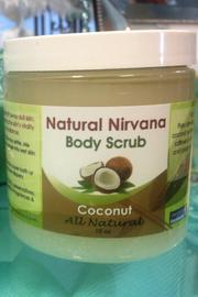 Natural Nirvana Coconut Natural Bodyscrub - Product Mini Image