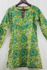 Raj Nature Tunic - Product Mini Image