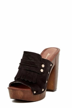 Nature Breeze Fringe Platform Mule - Product List Image