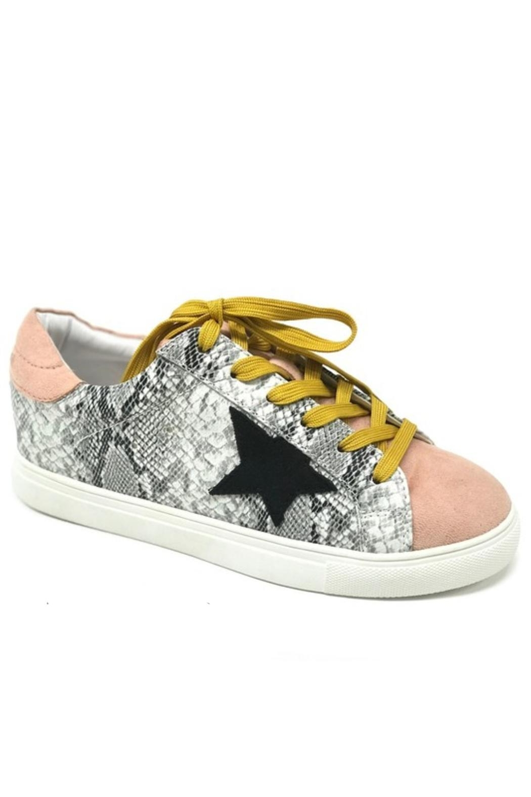 Nature Breeze Star Snake Sneakers - Front Full Image