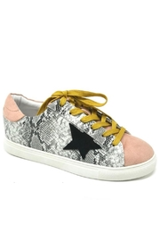 Nature Breeze Star Snake Sneakers - Front full body
