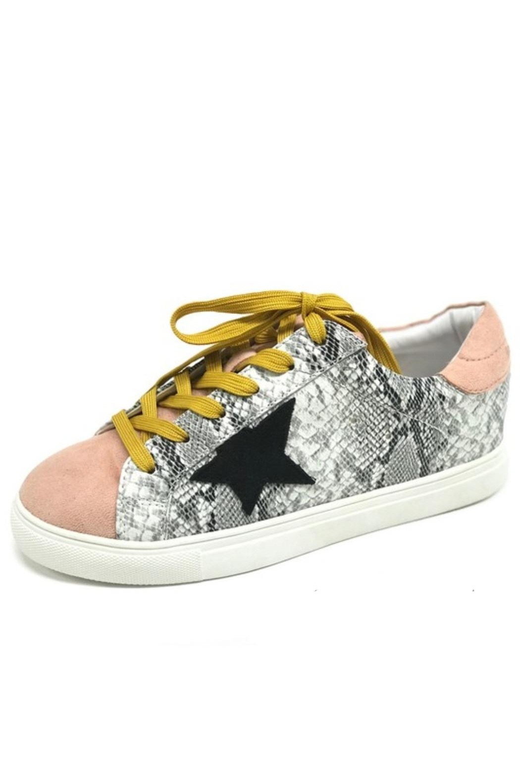 Nature Breeze Star Snake Sneakers - Main Image