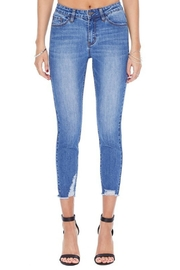 Nature Denim So Ready Skinnies - Front full body