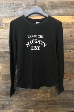 Comune Naughty List L/S Thermal Top - Alternate List Image