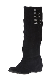 Naughty Monkey Winter Blues Boot - Back cropped
