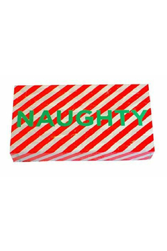 JOY OF LIGHT Naughty Nice Embossed Matches - Product List Image