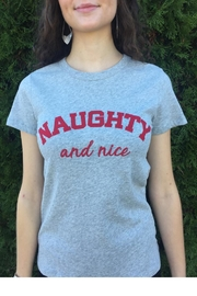 Others Follow  Naughty & Nice Tee - Product Mini Image