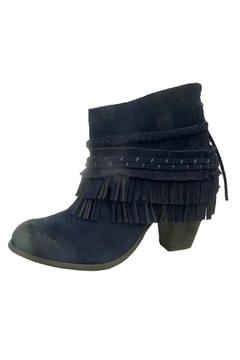 Shoptiques Product: Inlyne Indigo Booties