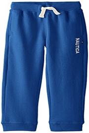 Nautica Classic Fleece Pant - Front cropped