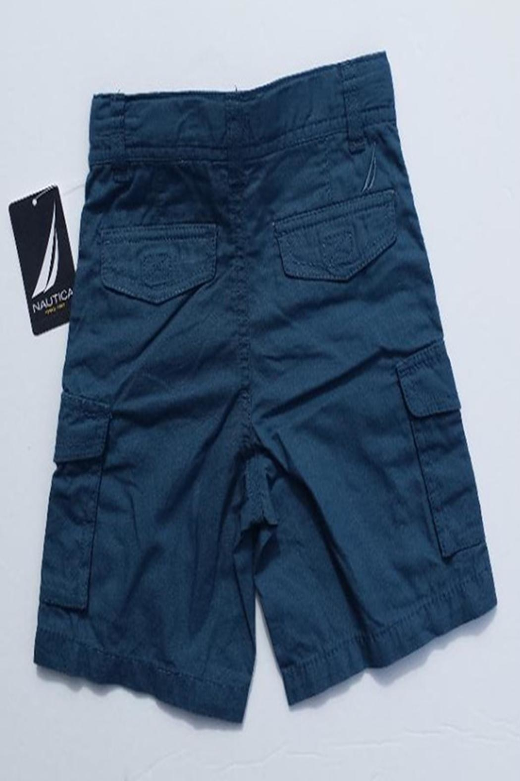 Nautica Toddler Cargo Shorts - Front Full Image