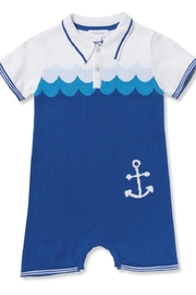 Angel Dear Nautical Polo Shortie - Product Mini Image